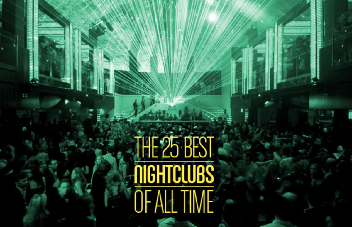 Hacienda - The 25 Best Nightclubs of All Time   Complex