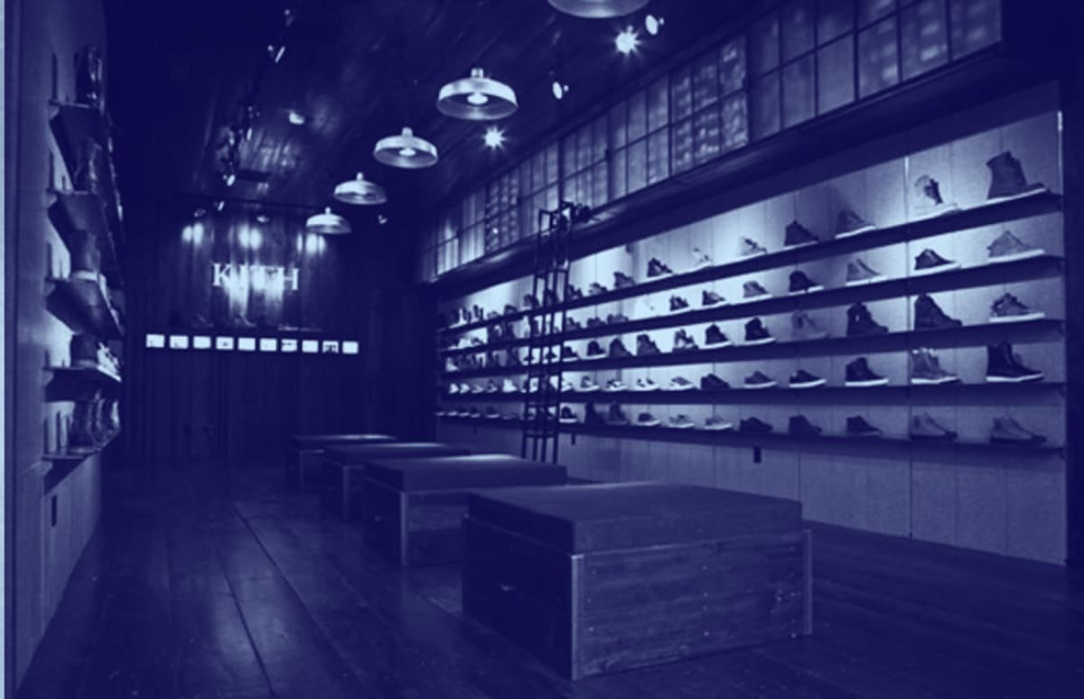 Kicks hi the 15 best sneaker boutiques in the world for Best boutiques in the world