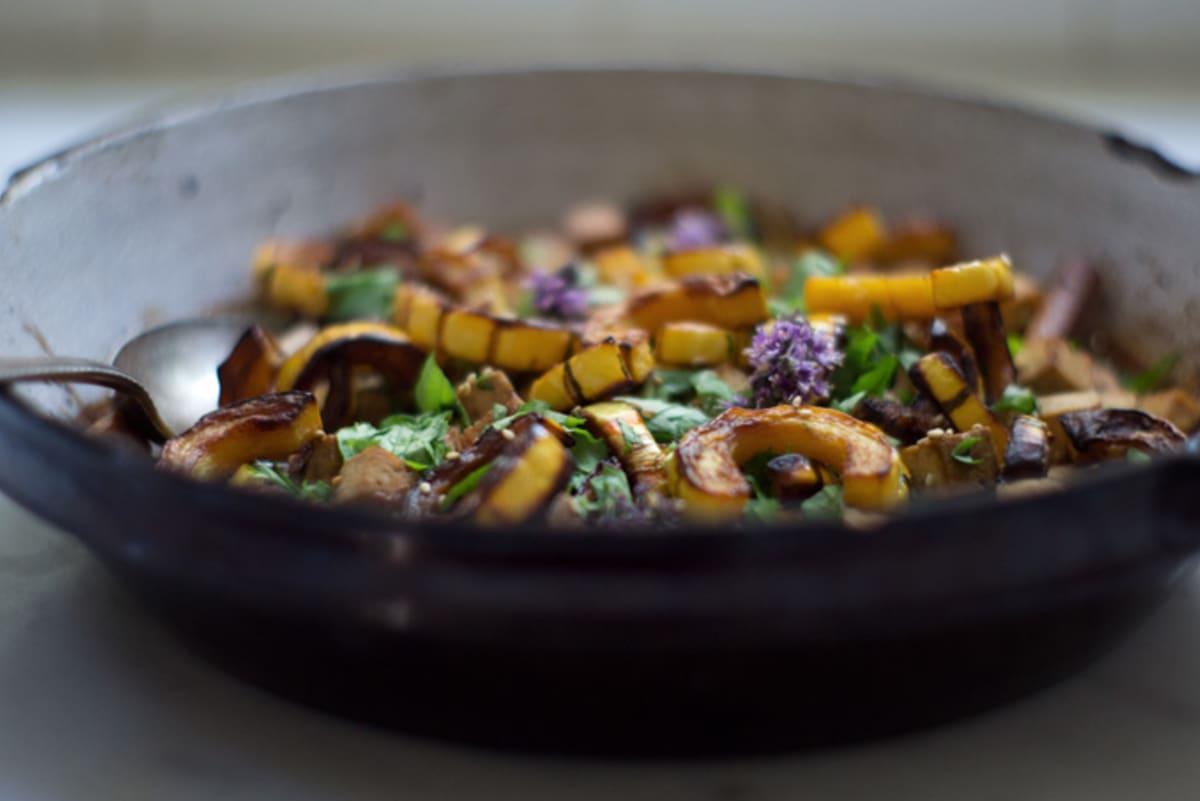 Shichimi Mushroom Rice Bowl - 22 Vegan Recipes Jay Z and Bey Need to ...