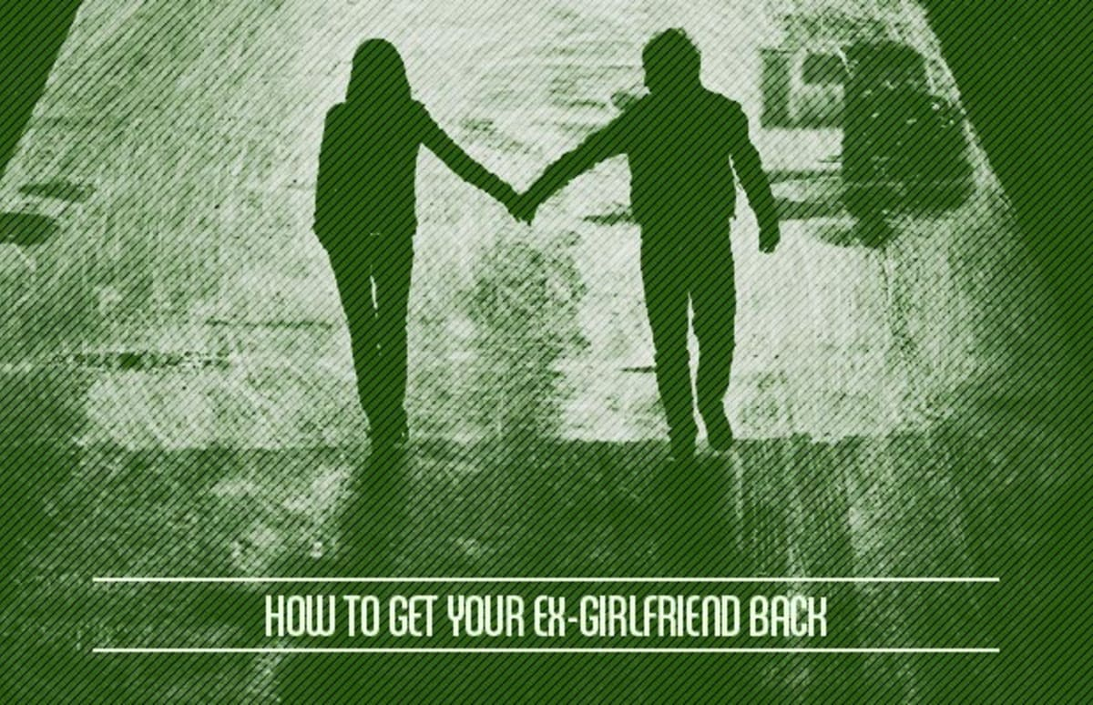 How to leave your girlfriend without hurting her