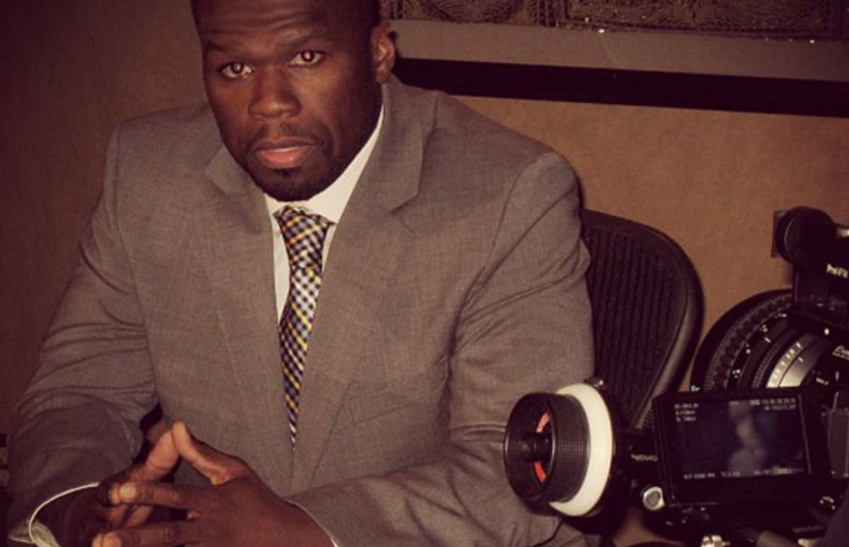 Quote Of The Day: 50 Cent Doesn't Care About The Game's G