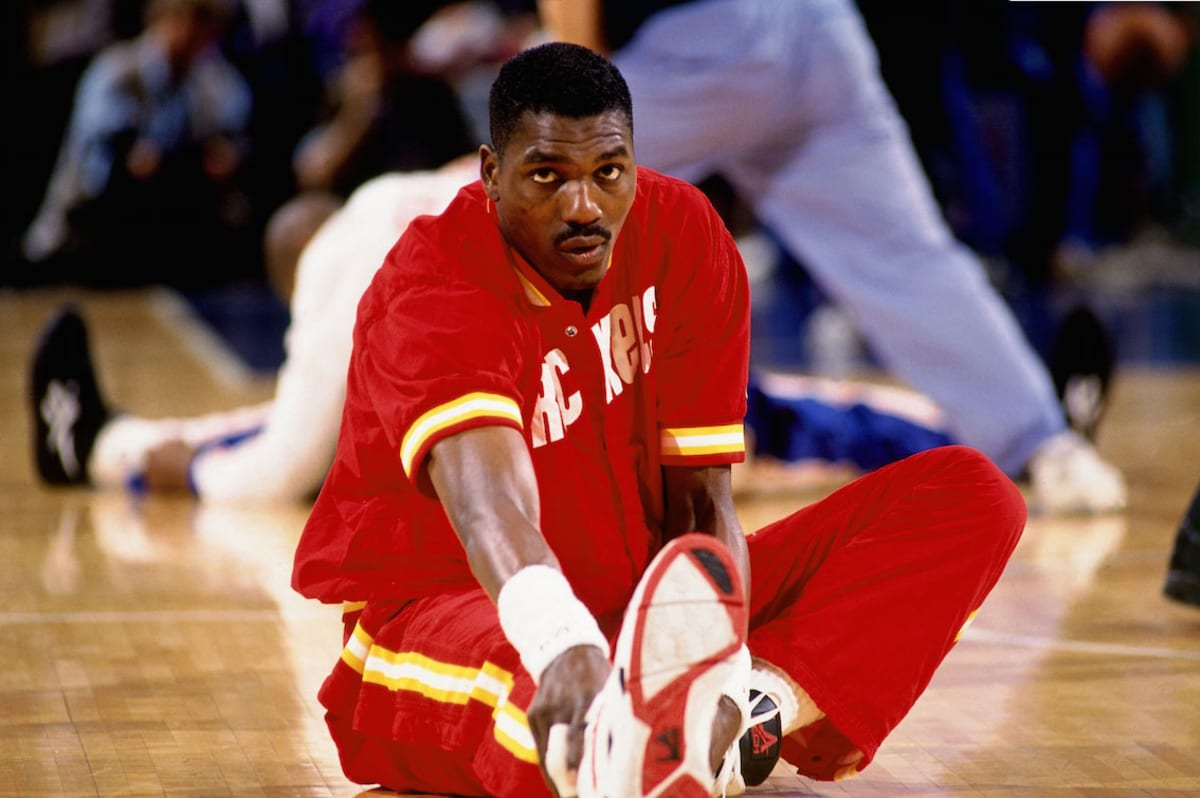 Hakeem Olajuwon Tried to End Sneaker Violence in the 90s