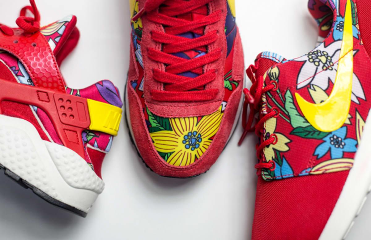 The Latest size? Nike Exclusive Says Aloha