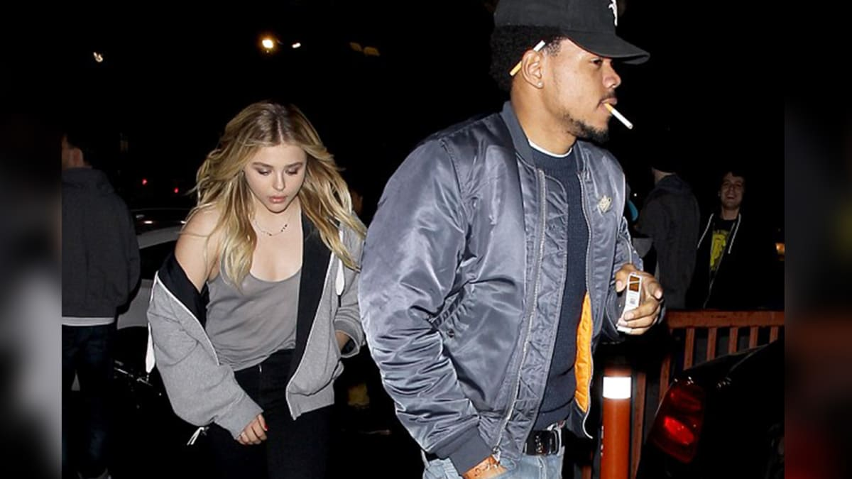 Chloë Grace Moretz Addresses Chance the Rapper Dating ...