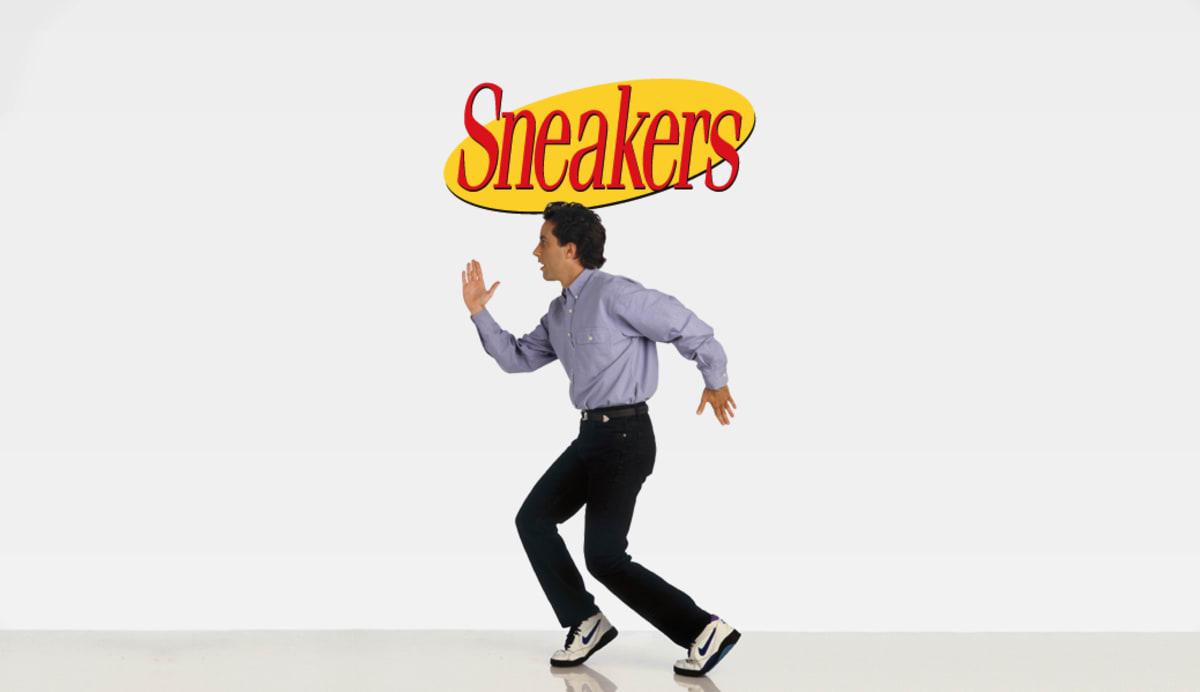 Jerry Seinfeld Shoe Size