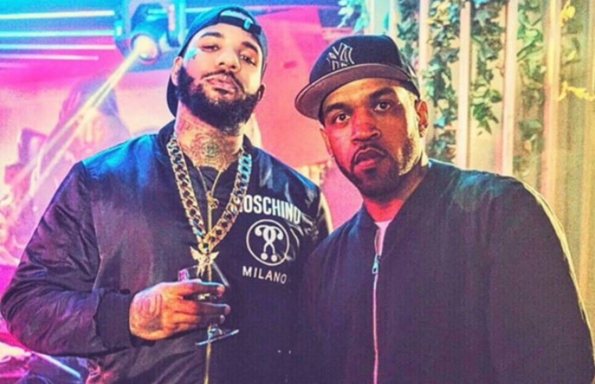 50 Cent Shares His Thoughts on Lloyd Banks and the Game Reuniting