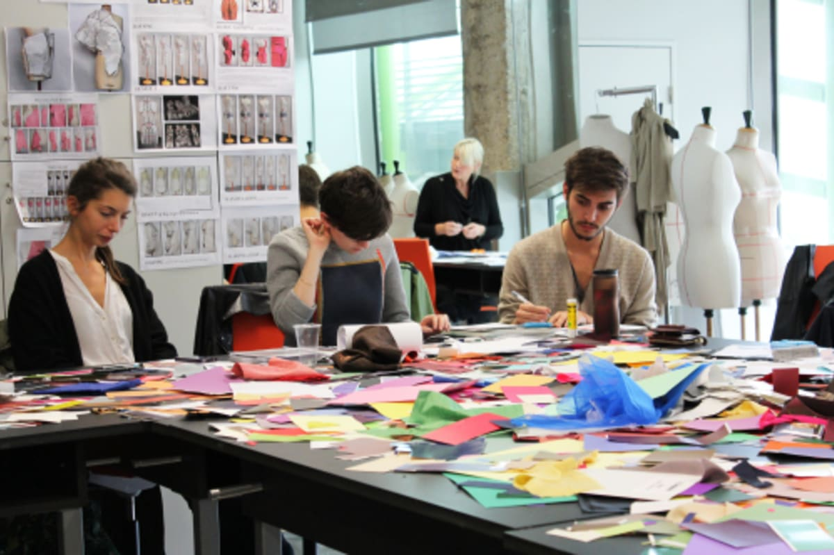The 25 Best Fashion Schools in the 96