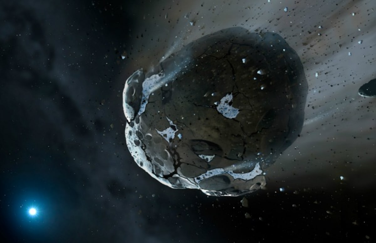 Asteroid Won't Hit Earth In March, But It's Getting Closer