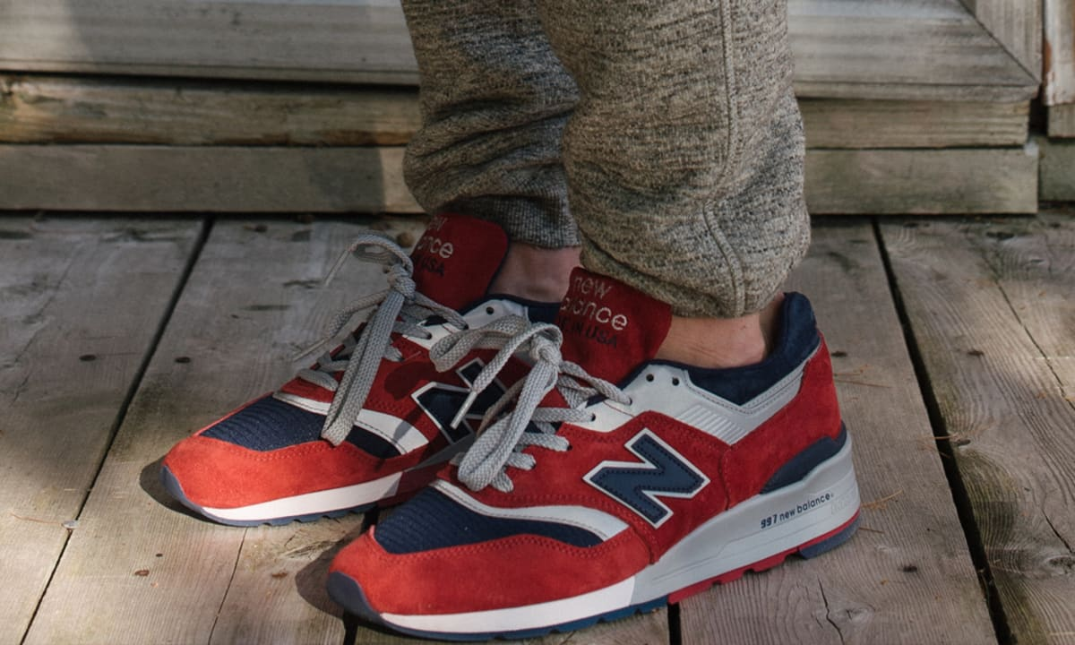 New Balance Might Have the Most Premium Sneakers This Winter