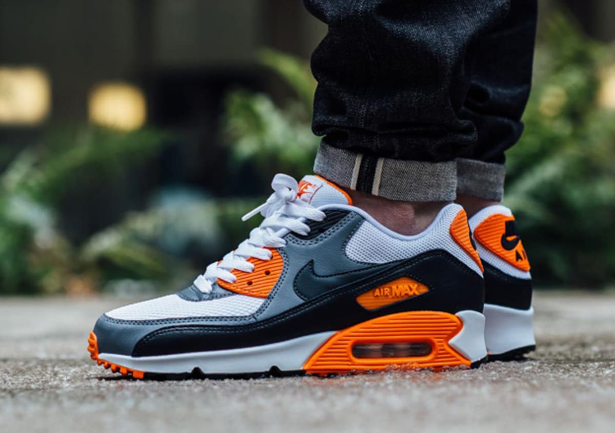 nike air max 90 orange complex. Black Bedroom Furniture Sets. Home Design Ideas