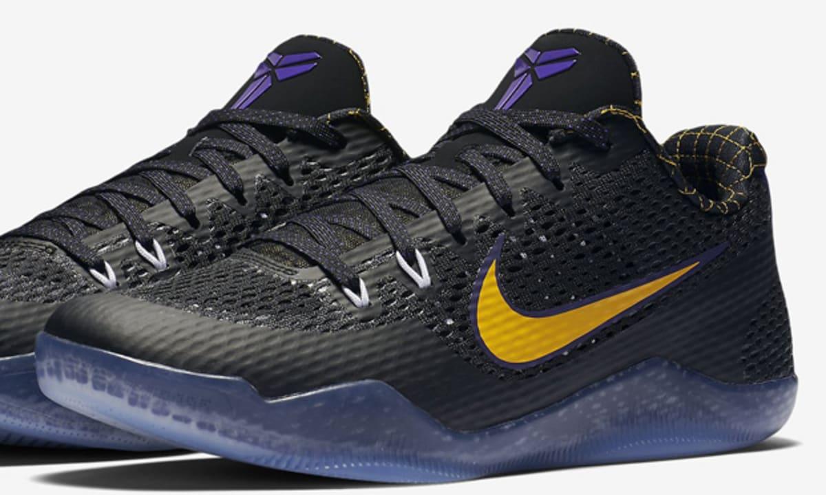 "Nike Kobe 11 EM ""Carpe Diem"" Closer Look | Complex"