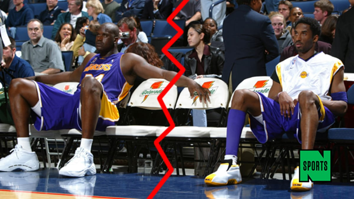 Shaquille O'Neal Allegedly Threatened to Kill Kobe Bryant Once | Complex