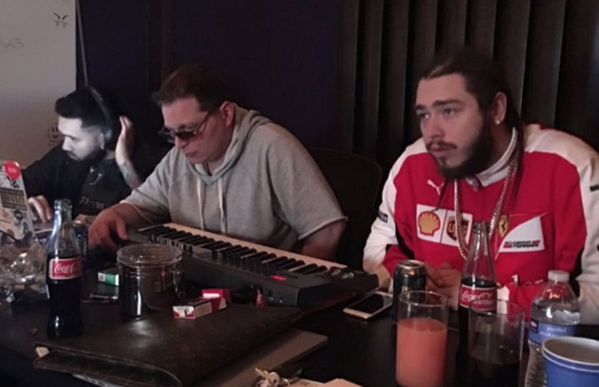 Post Malone and Scott Storch Are Collaborating and We're