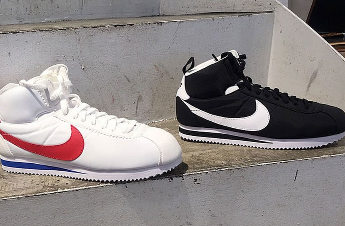 Nike Cortez Big Tooth On Feet