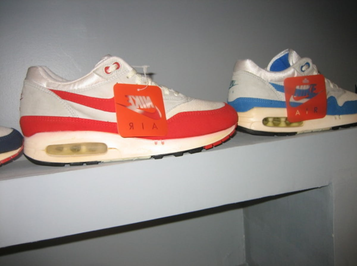 the problem with collecting vintage sneakers complex