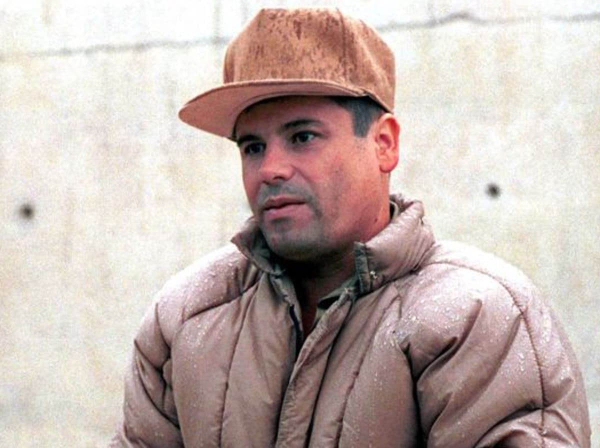 El Chapo Is Probably a Bigger Sneakerhead Than You