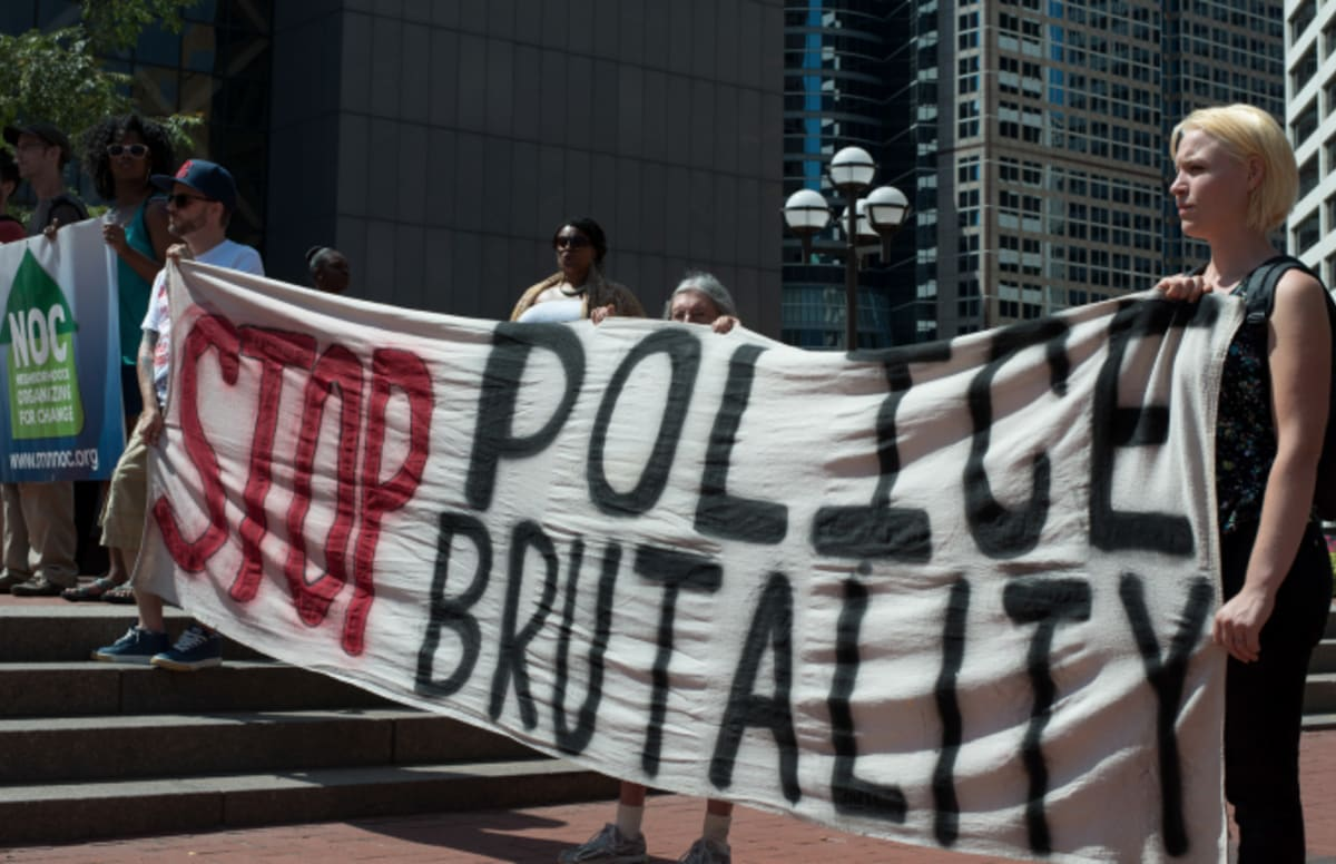 the issues of police brutality in the united states