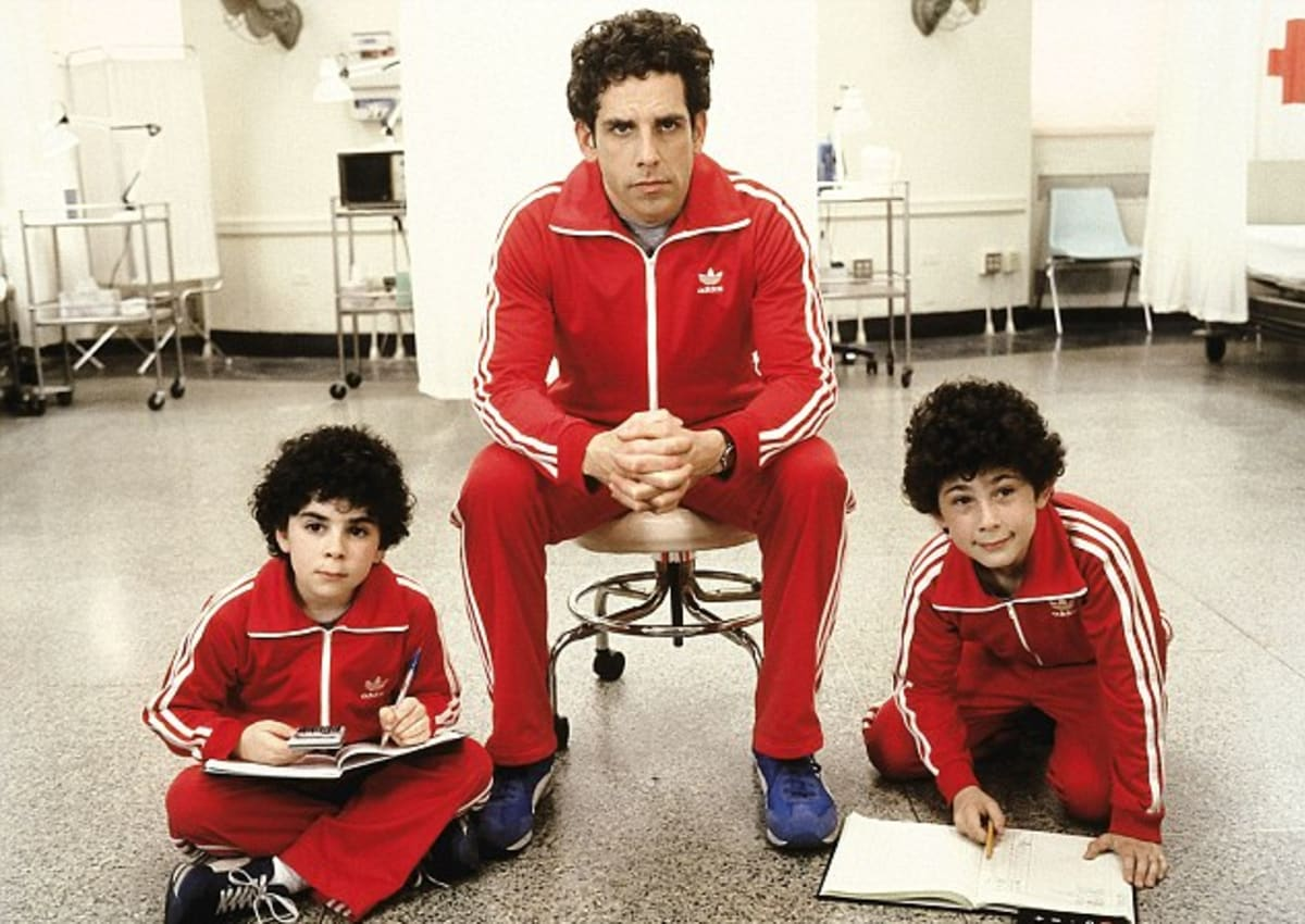 A Brief History Of The Tracksuit Complex