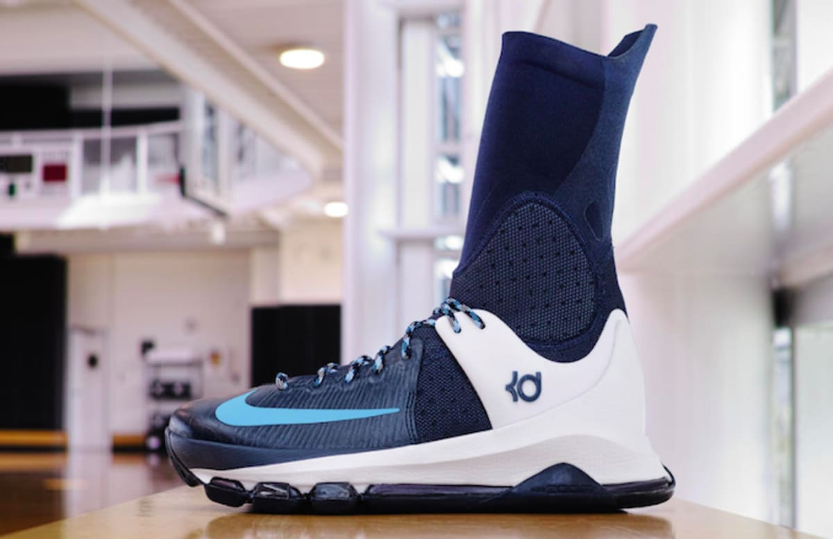 Nike Made Another KD 8 Elite Colorway For Kevin Durant to Play In This Round of the NBA Playoffs