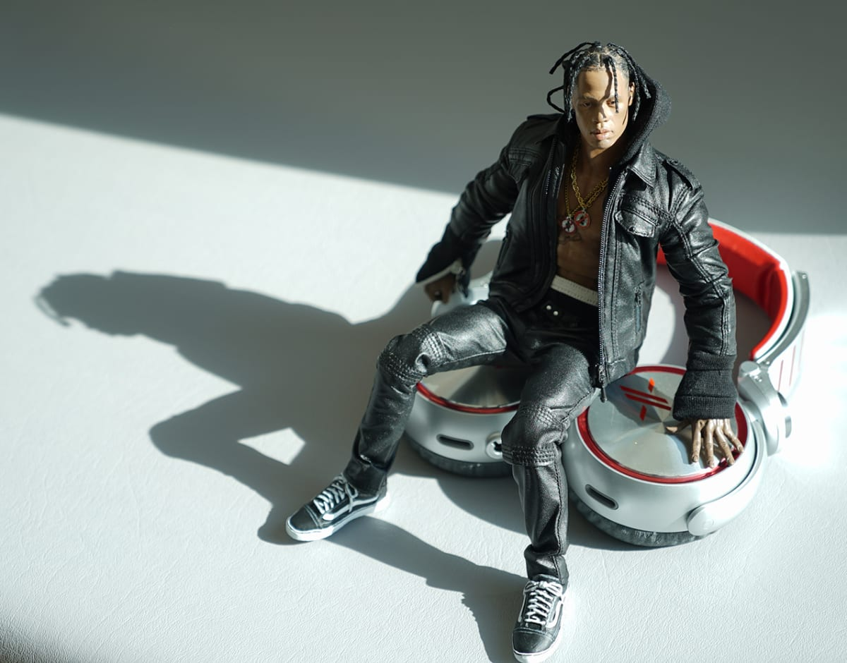 Meet The Guy Who Made Travi Scott Into An Action Figure