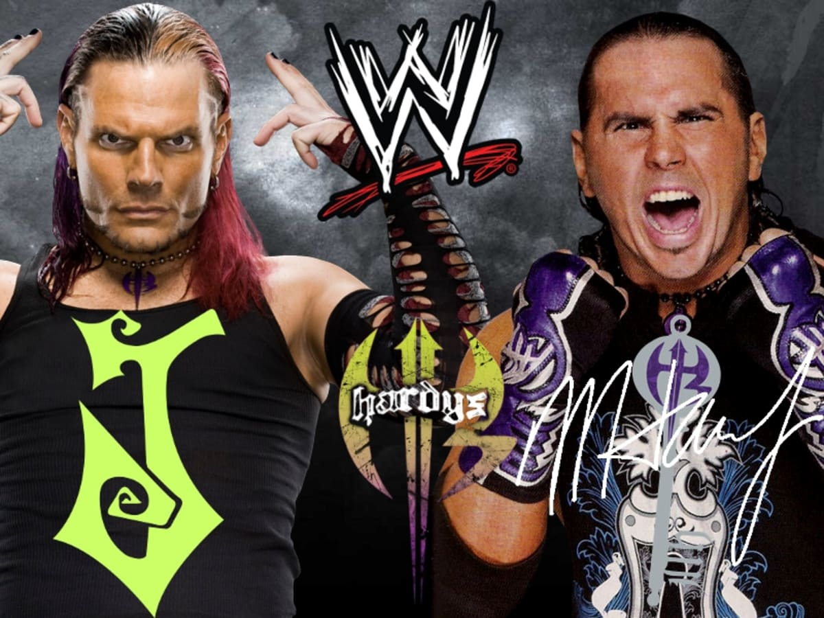 Uncategorized Jeff Hardy Kids the hardy boyz just had greatest and weirdest wrestling match of all time complex