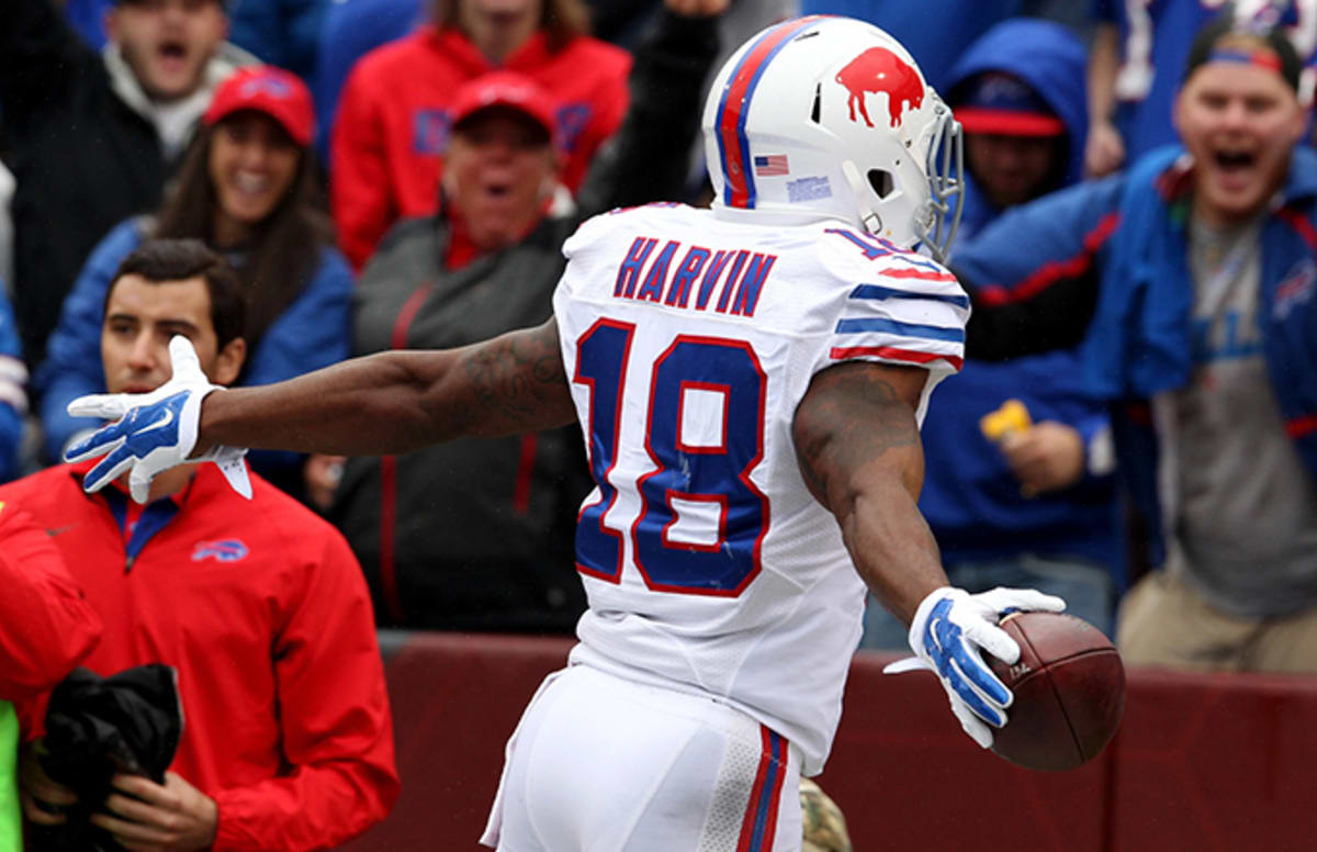 Percy Harvin, 2009 Offensive Rookie of the Year, is Retiring From Football