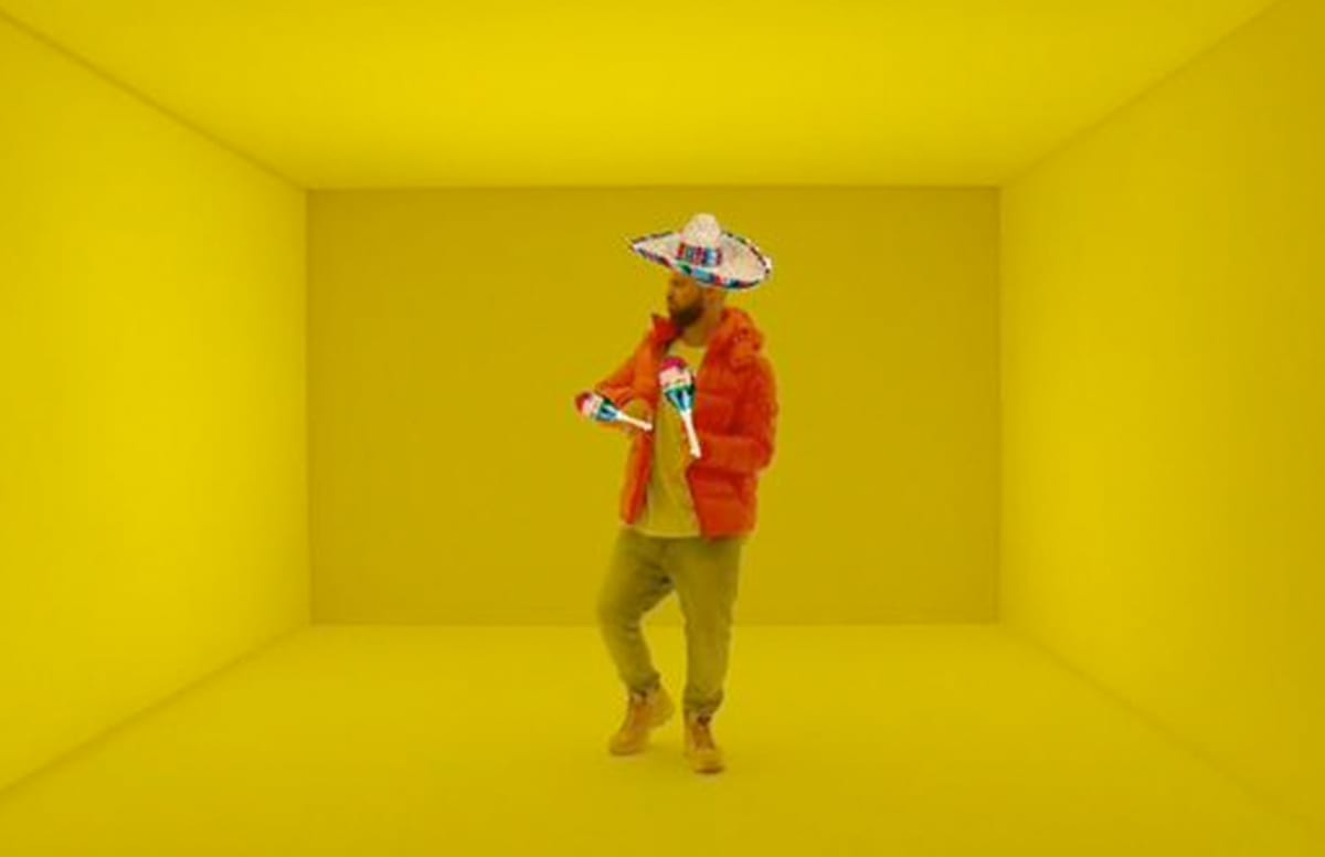 The Best Drake Hotline Bling Video Mashups Complex - Drakes hotline bling dance moves go with just about any song