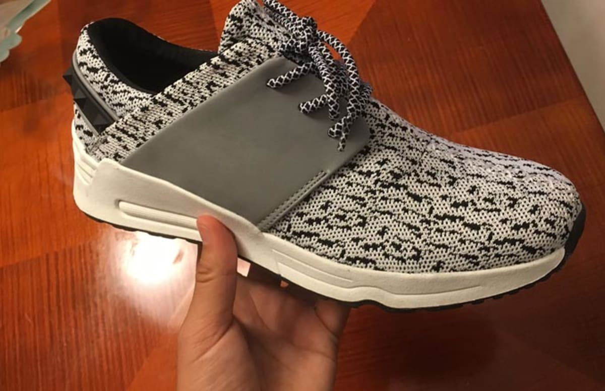a2d031b5e2a7 Steve Madden Rips Off the adidas Yeezy Boost 350 Twice