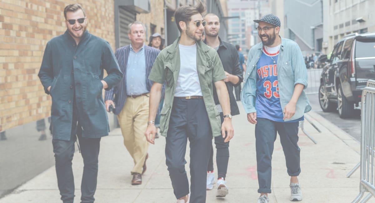 Jon Moy Fashion Week