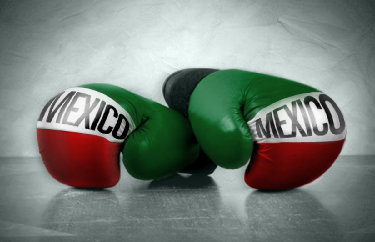 The 10 Greatest Mexican Boxers Of All Time Complex