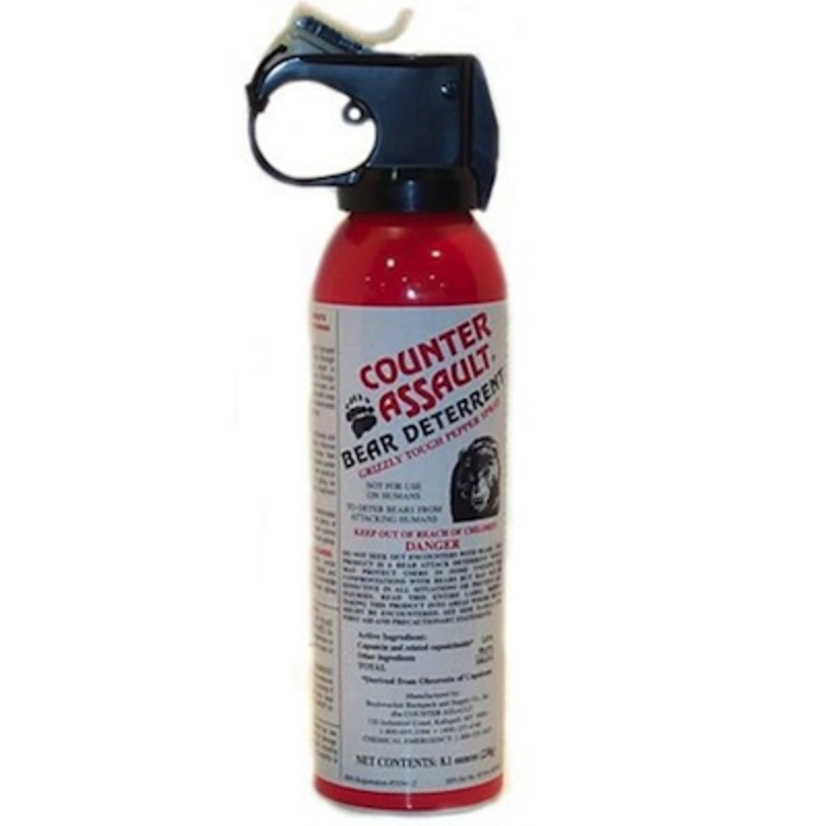 Bear Protection With Frontiersman Bear Spray: Disabled Pot-Growing Grandma Fends Off 13 Attackers With