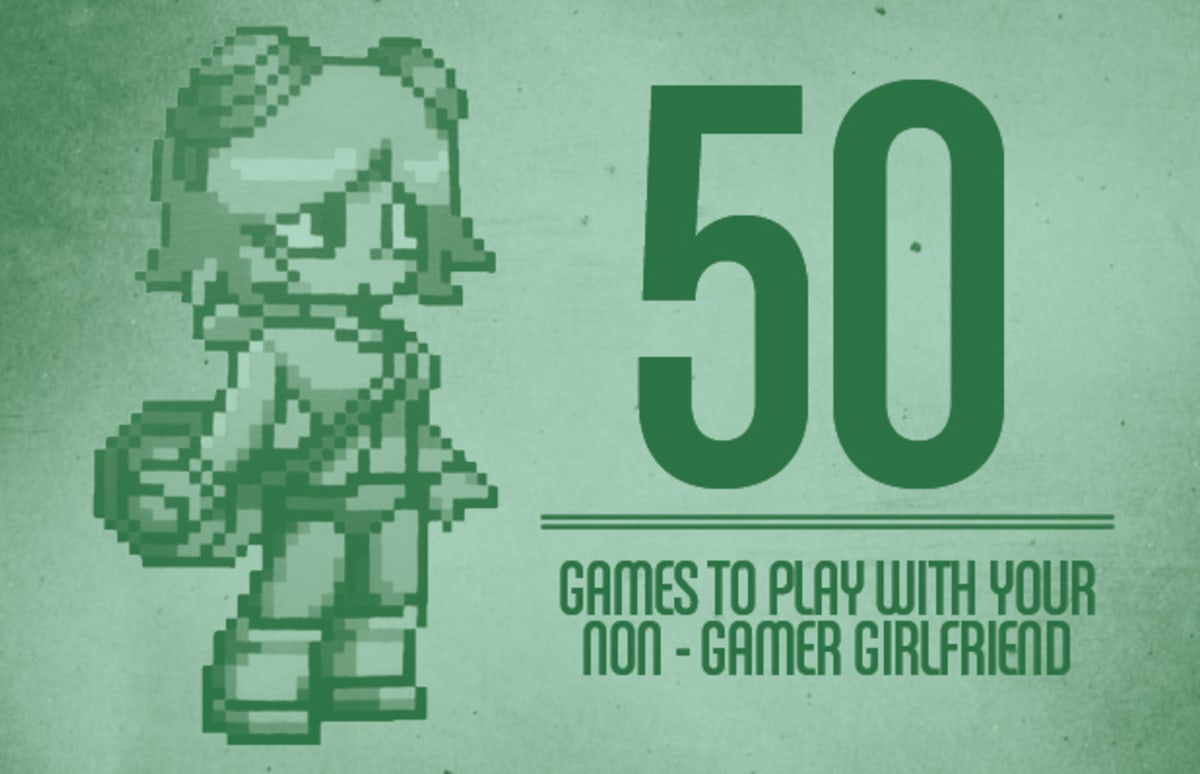 50 Games To Play With Your Non Gamer Girlfriend Complex What39s Favorite Childhood Videogame Turtle Rock