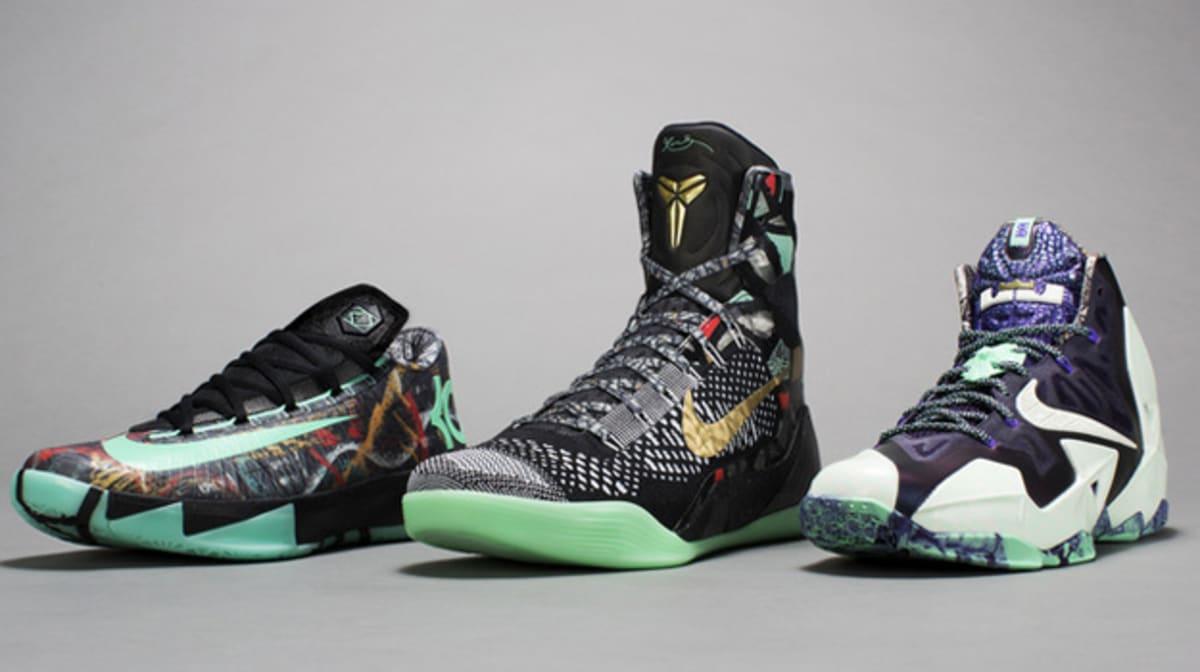 8525786e57c6 Nike Unveils 2014 All-Star