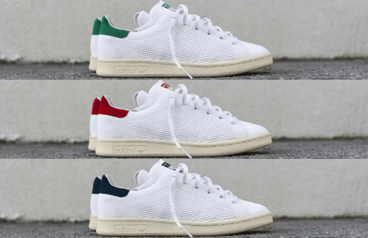 Adidas Stan Smith Primeknit Now Available At Kith Complex
