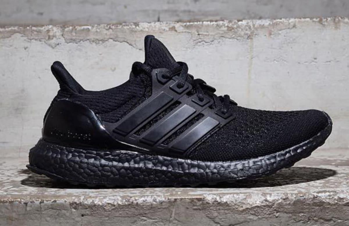 Adidas Ultra Boost Quot Triple Black Quot Complex