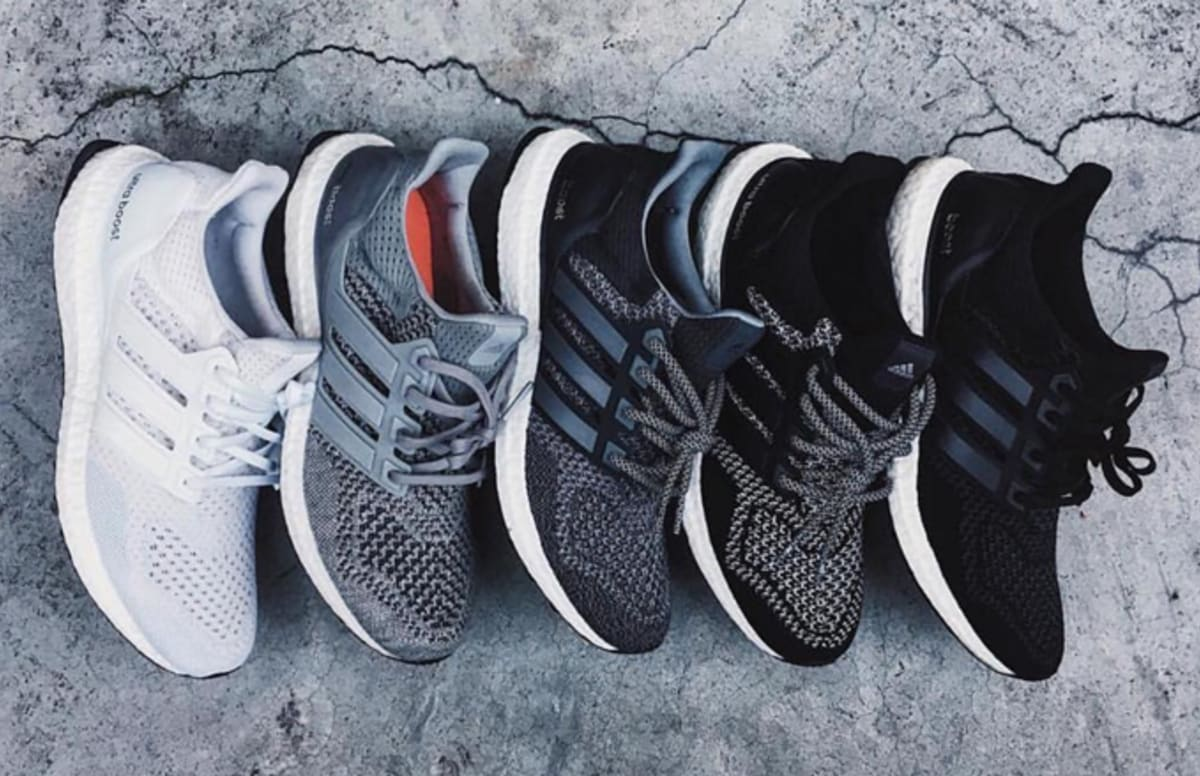 efbd9d2833b adidas Hooked Someone Up With Free Ultra Boosts Because They Couldn t Find  Their Size