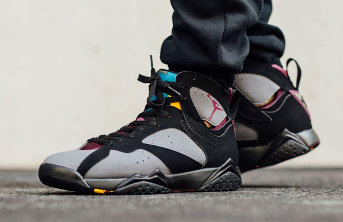 complex sneakers air jordan 7