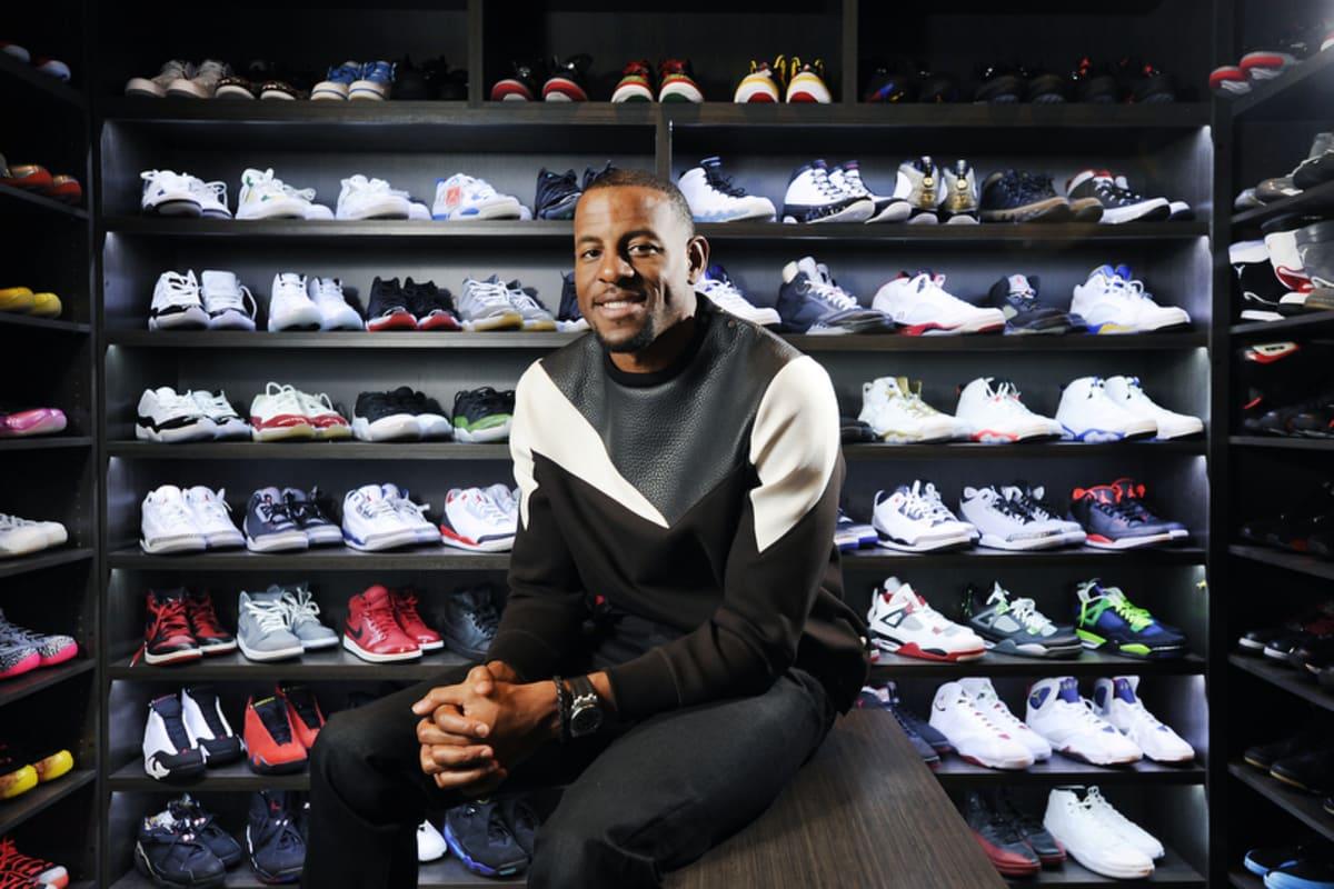 Andre Iguodala Explained How Many Colorways Nike Gives Him