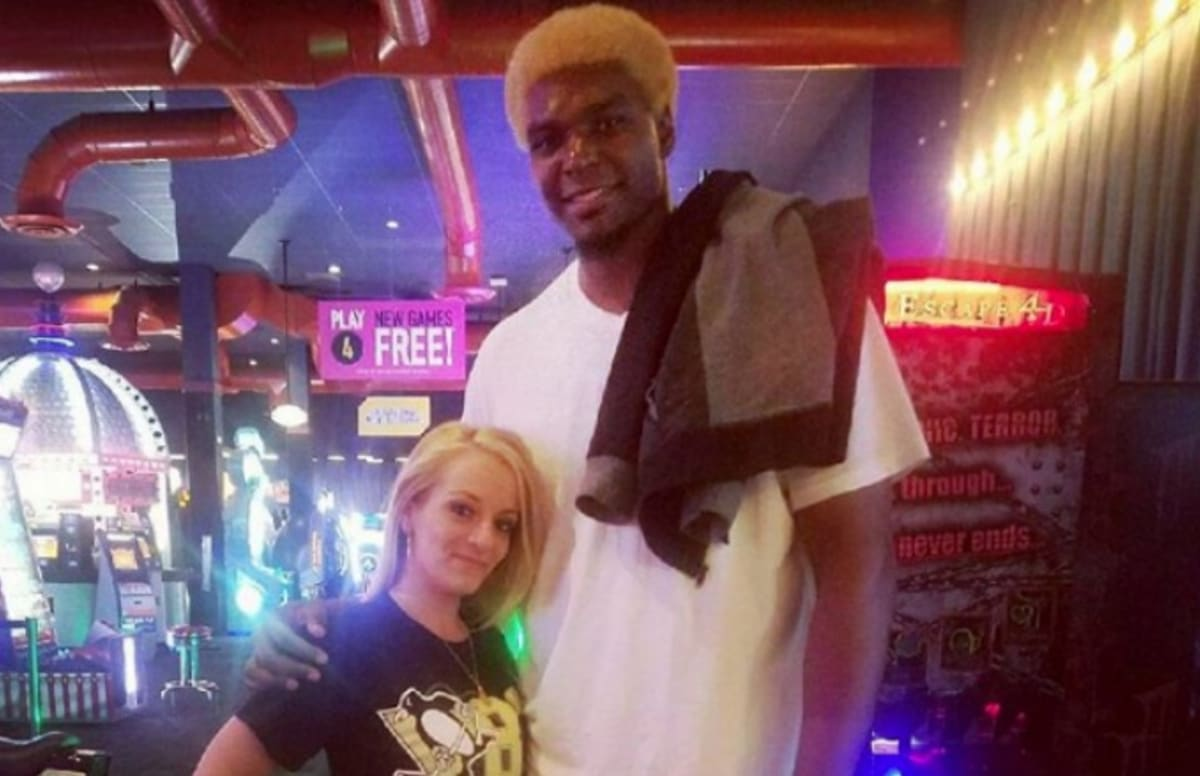 Andrew Bynum French Braids