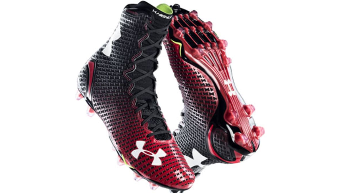 under armor football cleats