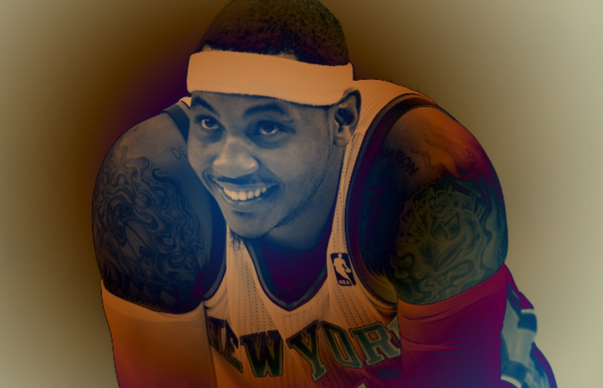 Carmelo Anthony: Badass or Jackass?