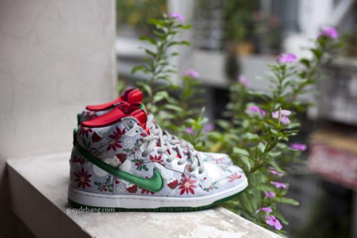 CNCPTS x Nike SB Dunk High \