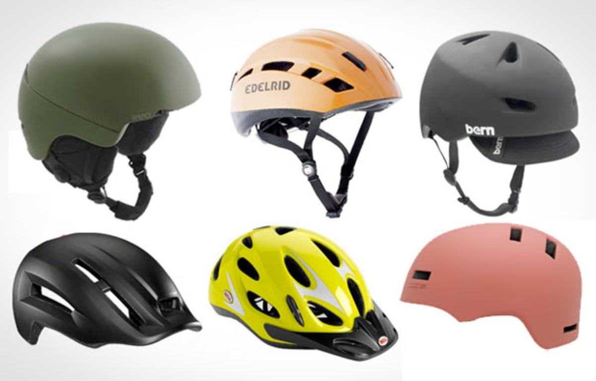 The 10 Most Stylish Bike Helmets