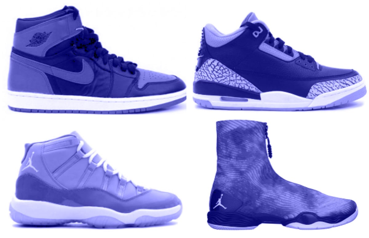 Air Jordan I - The Complete History of the Air Jordans I ...