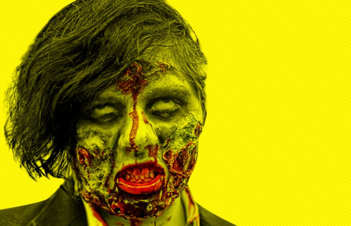 zombies in culture In izombie, zombies aren't just mindless, shuffling corpses with skin rotting off  their bones not if they have access to a regular supply of brains,.