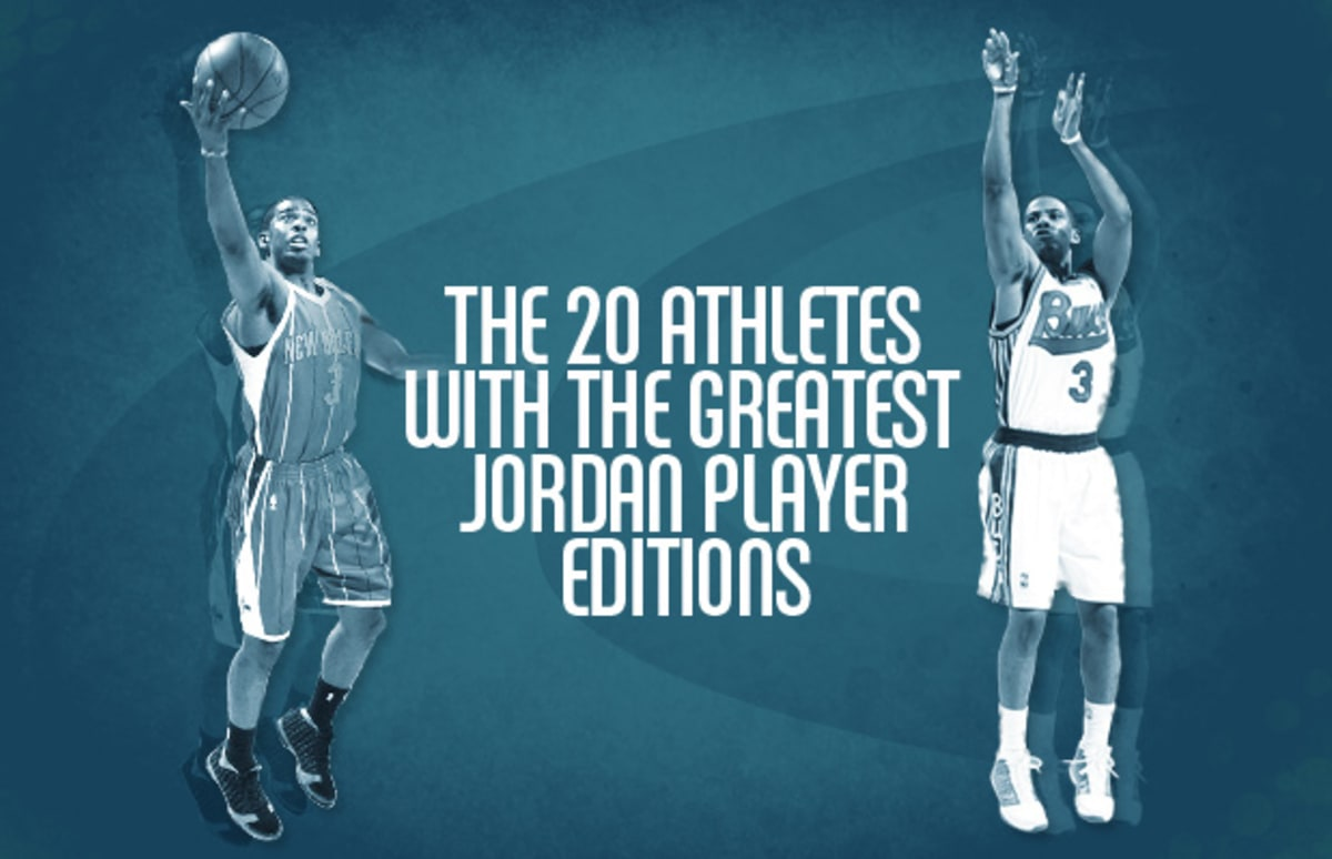 The 20 Athletes With The Greatest Jordan Player Editions12. Dwyane Wade