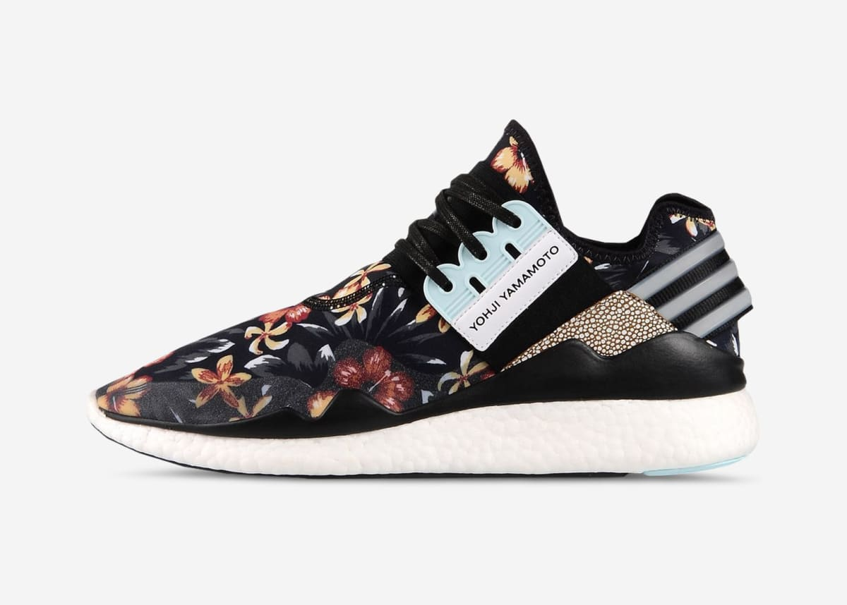 "Kicks of the Day adidas Y 3 Retro Boost ""Floral"""
