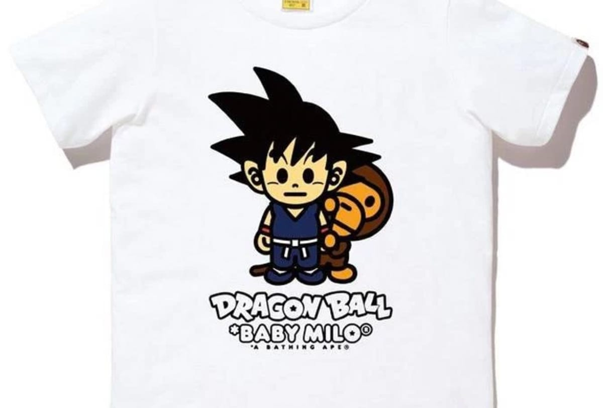 BAPE and Dragon Ball Unveil Their Biggest Collaboration ...