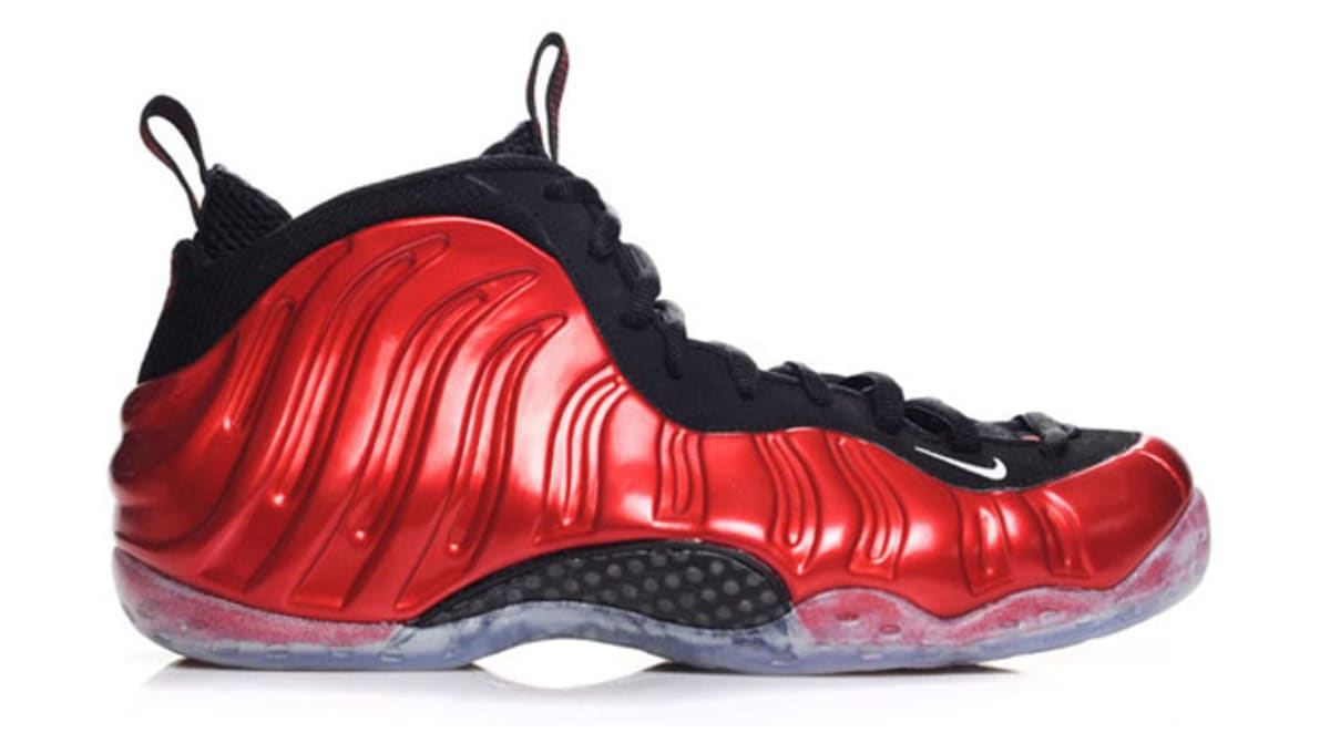 A Complete History of the Nike Air Foamposite One  Complex