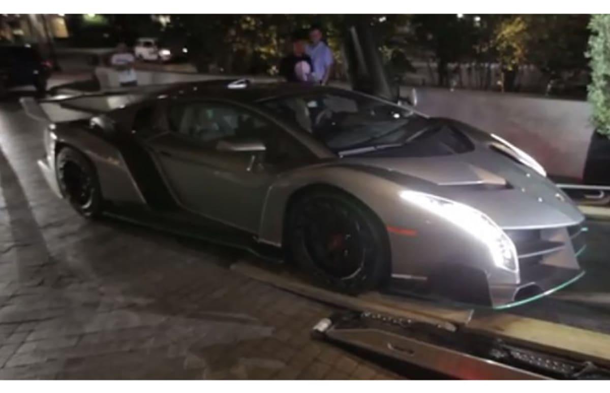The Lamborghini Veneno Has Arrived In America Complex